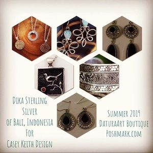 Meet the Posher Other - Meet Casey at Datura Art Handmade Boutique !